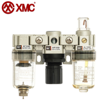 AC1000-M5_Air Triple-Link Unit (3 Combination Unit, F+R+L)_A Series Air Source Treatment Units_XMC (HUAYI) Pneumatic