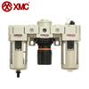 AC4000-03D/04D/06D_Air Triple-Link Unit (3 Combination Unit, F+R+L)_A Series AUTO DRAIN Air Source Treatment Units_XMC (HUAYI) Pneumatic